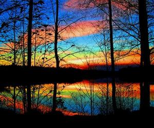 amazing, lake, and landscape image
