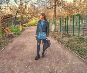 aries, fashion, and nature image
