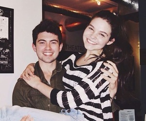 paige, teen wolf, and ian nelson image