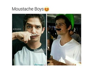 best friend, brother, and teen wolf image