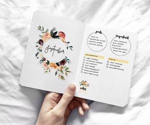 beautiful, inspiration, and bujo image