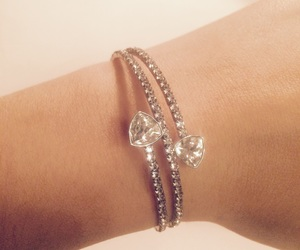 beautiful, bracelet, and girl image