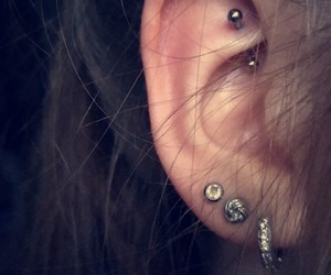 ear, earring, and inspiration image
