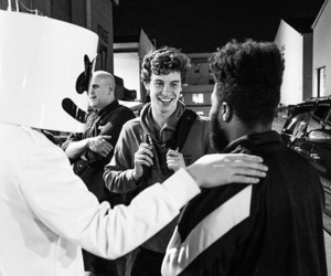 shawn mendes, khalid, and marshmello image