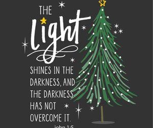 christmas, christmas tree, and god image