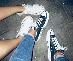 1993, black, and converse image