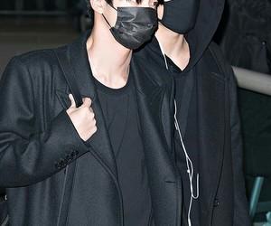 kim seokjin and jeon jungkook image