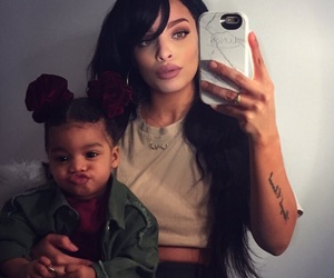 accessories, baby girl, and bae image