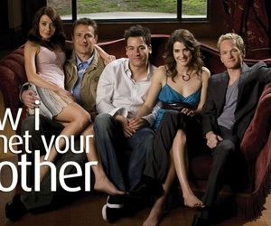 himym, telefilm, and series image