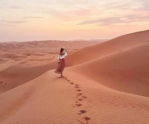abu dhabi, Hot, and nature image