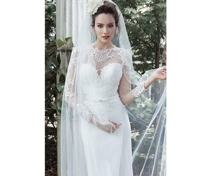 bridal, dresses, and Maggie image