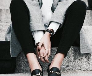 blazer, fashion, and girl image
