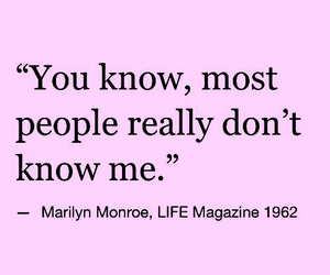 Marilyn Monroe, quotes, and 60s image