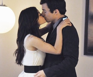 pretty little liars, ezria, and pll image