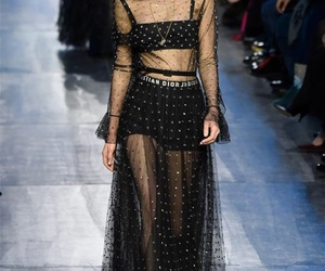 long dresses, haute couture gowns, and dior 2018 image