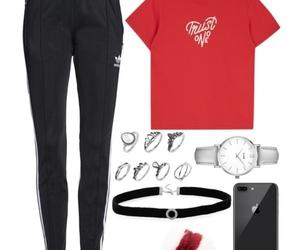 adidas, apple, and Givenchy image