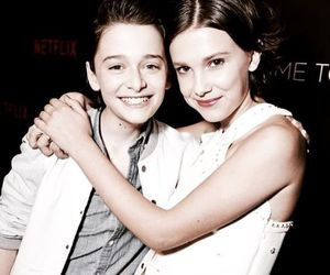 eleven, millie bobby brown, and will byers image
