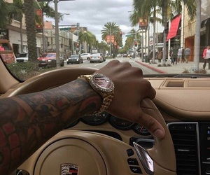 car, watch, and goals image