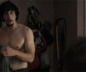 girls, adam driver, and Hot image
