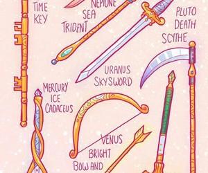 sailor mercury, sailor mars, and sailor venus image
