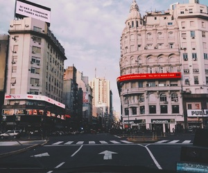 argentina, calle, and city image