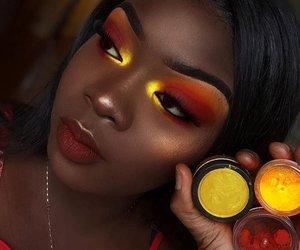 beauty, black women, and dang image
