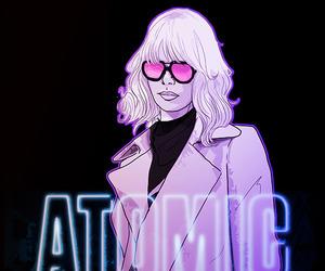 atomic blonde and lorraine broughton image