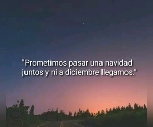 frases, sad, and promesas image