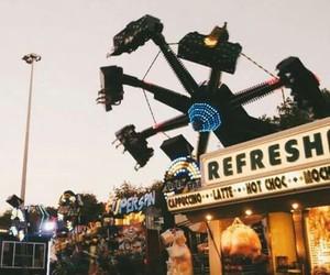 fair, carnival, and fun image