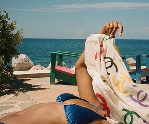 fashion, summer, and chanel image