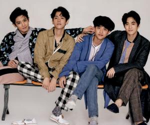 aesthetics, exo, and kyungsoo image