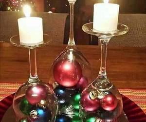 candles and christmas image
