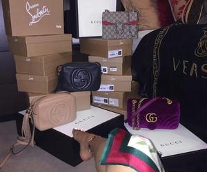 lady, millionaire, and luxury image