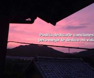 aesthetic, amor, and frase image