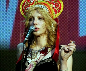 Courtney Love, russia, and 2011 image