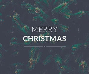 christmas, santa, and green image