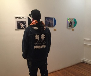 bape, denim, and been trill image