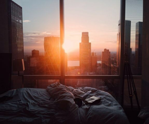 good morning, morning, and sun image