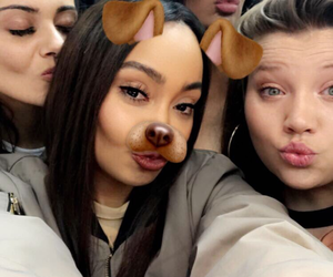 beautiful, duck faces, and leigh-anne pinnock image