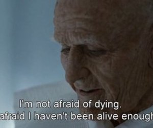 life, quotes, and mr nobody image
