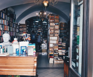 adventures, book store, and books image