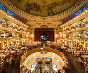 book, store, and theatre image