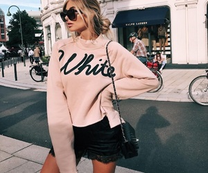 bags, casual, and girls image