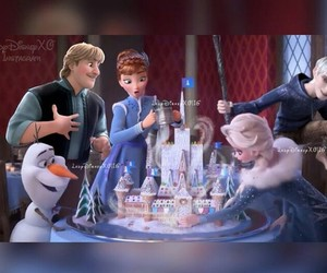 disney, frozen, and happy image