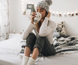 article, cozy, and winter image
