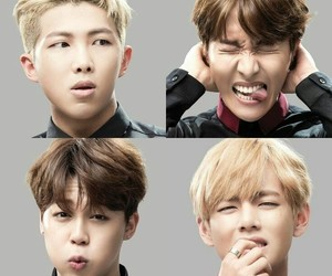 group, rm, and jungkook image