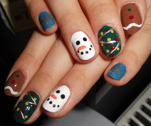 36 Images About My Own Nail Design On We Heart It See More About