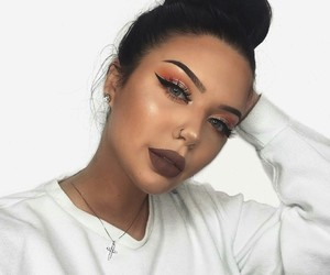 goals, makeup, and pretty image