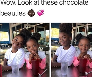 beauty, representation, and chocolate image