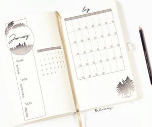 beautiful, bullet journal, and inspiration image